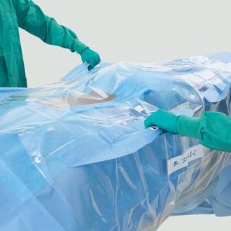 Sterile-Z Patient Drape
