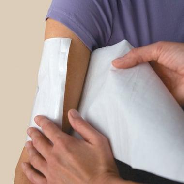 Blood Pressure Cuff Barriers